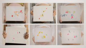Εμβρυϊκοί πίνακες ζωγραφικής για καλό σκοπό