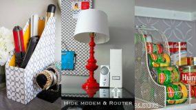 Οργανώστε το σπίτι σας με θήκες περιοδικών