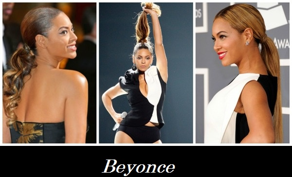 beyonce -PONYTAILS-DADDY-COOL