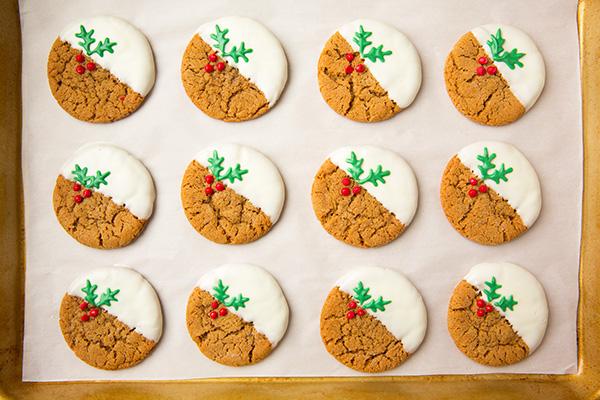Μπισκότα κανέλας που θυμίζουν τα μπισκότα Goody