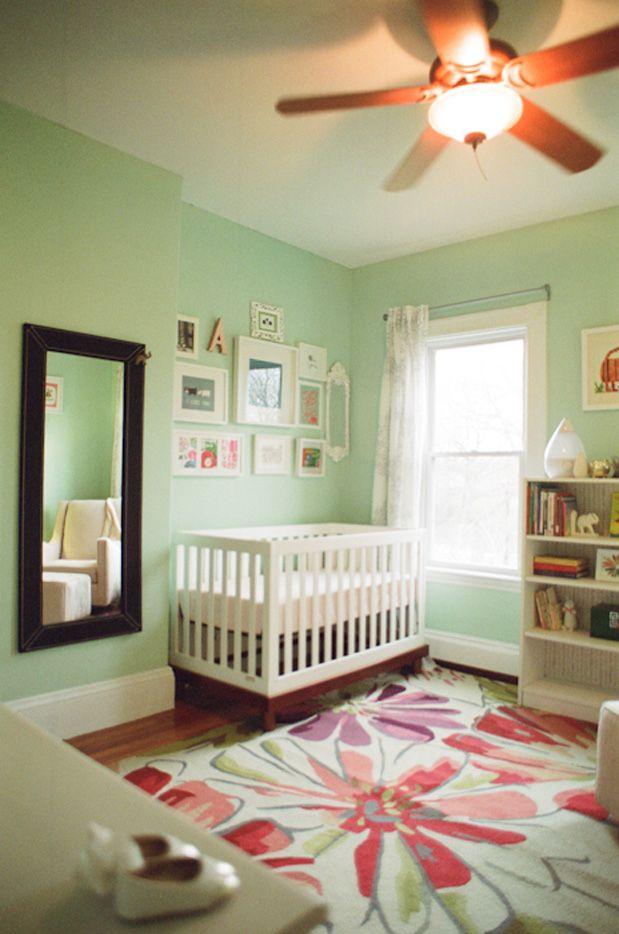 2043c54d7a6 Σωστό χρώμα για το βρεφικό δωμάτιο. Ερμηνεία χρωμάτων