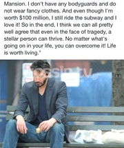 Η εξομολόγηση του Keanu Reeves στο Facebook ραγίζει καρδιές