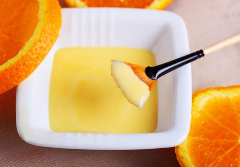 Φτιαξέ μάσκα με πορτοκάλι και κάνε την επιδερμίδα σου να λάμπει