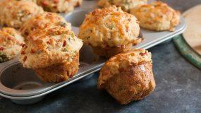 Συνταγη για παιδια: Muffins με μπρόκολο