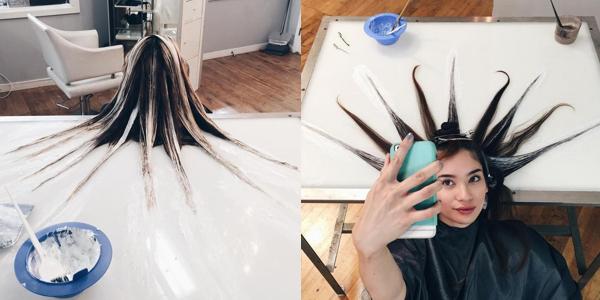 Fluid Hair Painting Η νέα τεχνική στα μαλλιά που τρελαίνει κόσμο! Δείτε τι είναι και πως γίνεται!!!