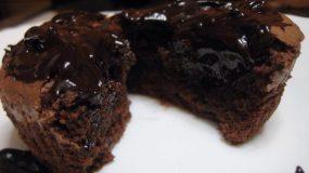 Ευκολο σουφλε σοκολατας