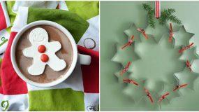 10  Χριστουγεννιάτικα κόλπα με τις φόρμες μπισκότων