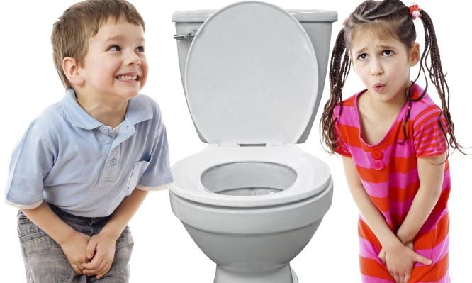 Συχνοουρία και παιδί: Πότε να ανησυχήσουμε;