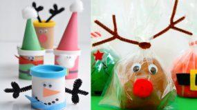 Φτιάξτε Χριστουγεννιάτικα δωράκια με σπιτική πλαστελίνη και ξετρελάνετε τα παιδιά σας!