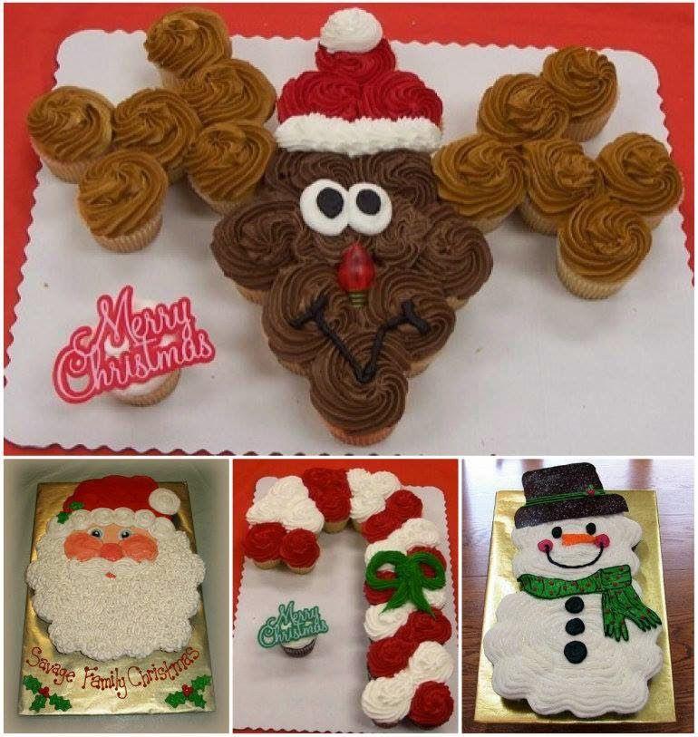 Christmas-Pull-Apart-Cupcakes