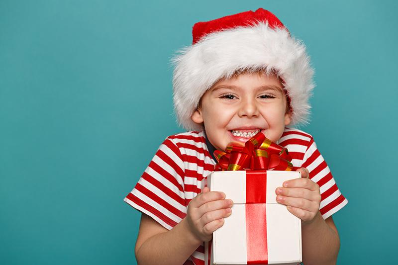 Νονά τι δώρο θα μου πάρεις;