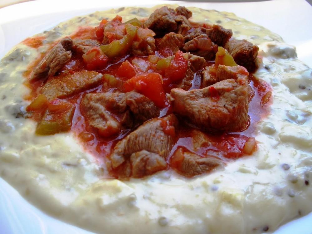 Χουνκιάρ μπεγιεντί : Το ανατολίτικο πιάτο που ξετρελαίνει