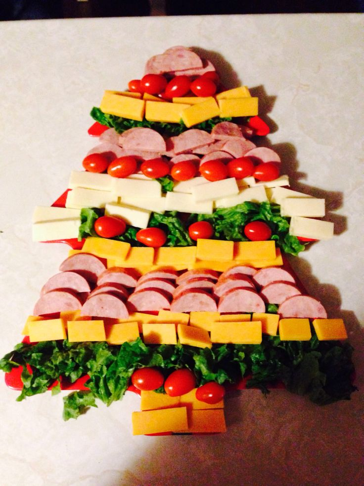 Meat-and-Cheese-Christmas-Tree-Platter