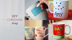 Φτιαξτε Χριστουγεννιάτικες κούπες!
