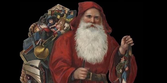Η αληθινή ιστορία του Αγιου Βασίλη!