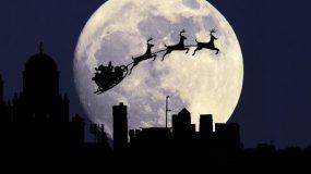 Χριστούγεννα με πανσέληνο για πρώτη φορά από το 1977