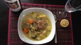 Συνταγή για παιδια :Σούπα μοσχάρι