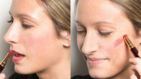 10 έξυπνα κόλπα  ομορφιάς για γρήγορο μακιγιάζ