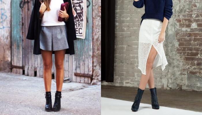 10 τρόποι για να φορέσετε τα μποτάκια σας