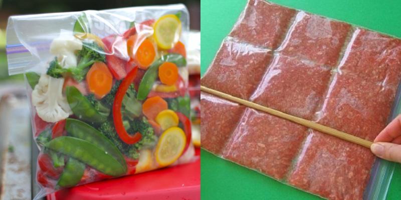 21 έξυπνα κόλπα αποθήκευσης τροφίμων! Θα γλιτώσετε πολλά χρήματα