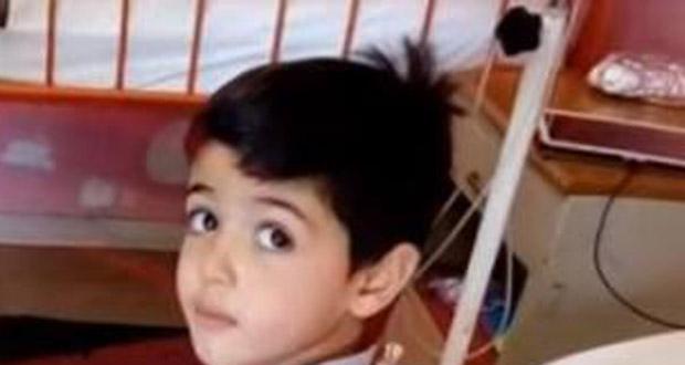 Tο πρώτο χαμόγελο του μικρού Φοίβου μετά το μεγάλο σοκ(video)