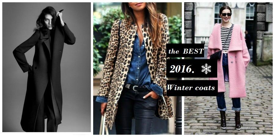 Τα ωραιότερα παλτό για να ζεσταθείτε τον χειμώνα 2016