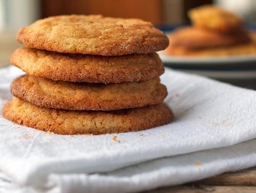 Ιδέα για κολατσιό: Μπισκότα με καστανή ζάχαρη