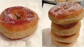 Συνταγή για πάρτυ: Mini donuts με ελάχιστα υλικα
