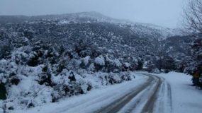 Καιρός: Σφοδρό κύμα κακοκαιρίας! Χιόνια, χαμηλές θερμοκρασίες και έκτακτο δελτίο θυελλωδών ανέμων της ΕΜΥ!