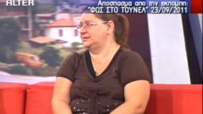 Κωστής Πολύζος: Το θέατρο της μάνας στο «Φως στο Τούνελ» video