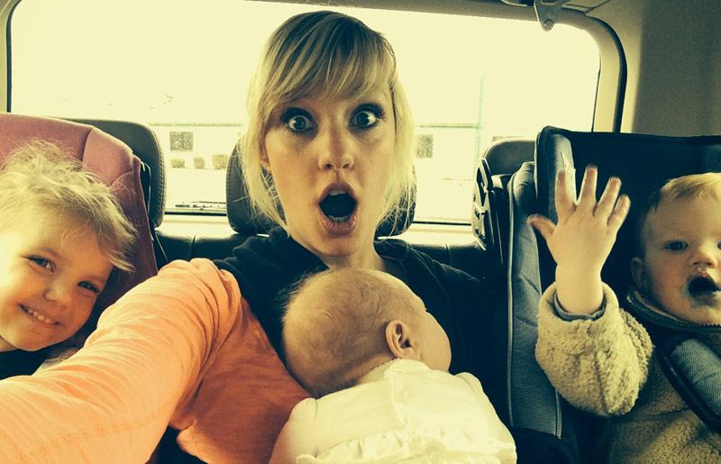"""""""Οποιος σας είπε ότι η μητρότητα είναι εύκολη σας είπε ψέματα!"""