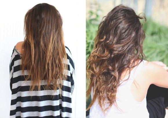 Πως να κάνεις τα μαλλιά σου κυματιστά  με τσιμπιδάκια!
