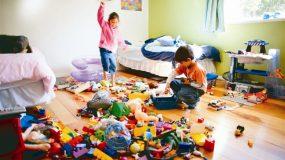 Έτσι το παιδί θα τακτοποιεί μόνο του το δωμάτιο