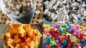 Ιδέες για pop corn! Φανταστικές συνταγές