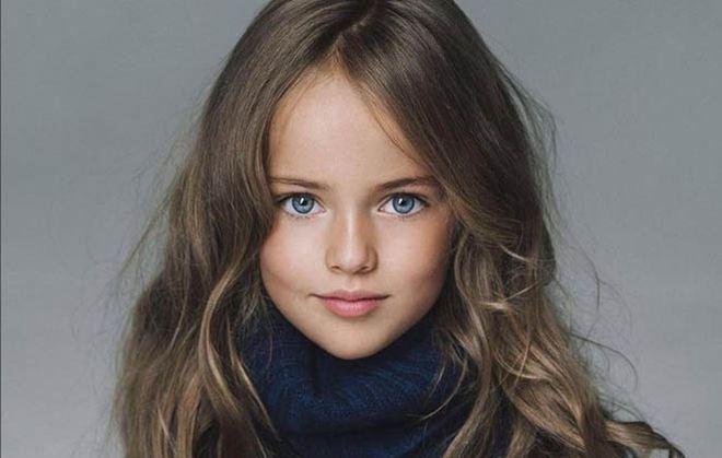«Tο πιο όμορφο κορίτσι του κόσμου» ετών 10 μόλις υπέγραψε με διάσημο πρακτορείο!