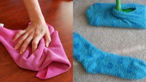 20 κόλπα που θα κάνουν το καθάρισμα του σπιτιού από εφιάλτη ...παιχνίδι!