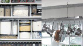 Έξυπνα κόλπα για την οργάνωση της κουζίνας σας