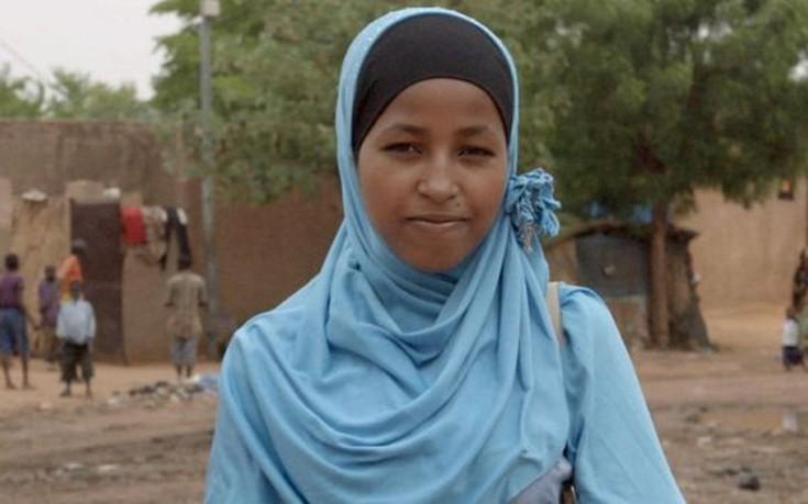 Το μικρό κορίτσι από το Νίγηρα που είπε ένα μεγάλο «όχι» και δικαιώθηκε