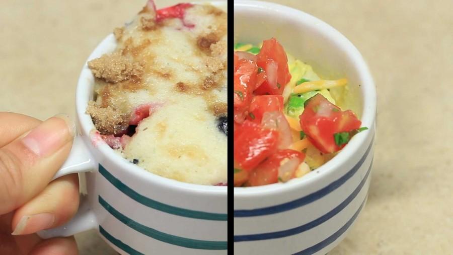 Ευκολες συνταγες με τρία υλικά για πρωινό