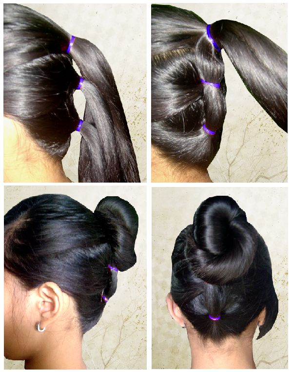 Easy Hairstyles For School For Teenage Girls Step By