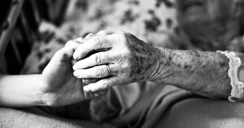 Αφιερωμένο στις γιαγιάδες που μας μεγάλωσαν