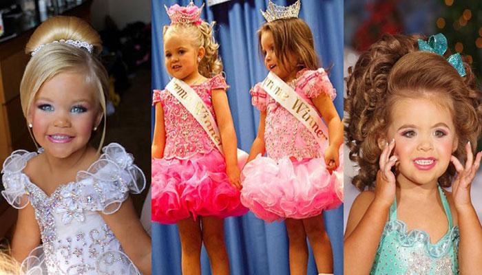 Όλη η αλήθεια πίσω από τα Παιδικά καλλιστεία: Ευγενής άμιλλα ή κακοποίηση των παιδιών;