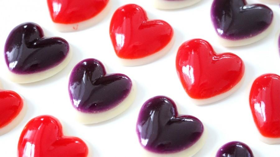 Με τρία μόνο υλικά φτιάξε αυτές τις γλυκές καρδούλες