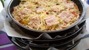 Ζύμη πίτσας για κατάψυξη (μέχρι έξι μήνες)