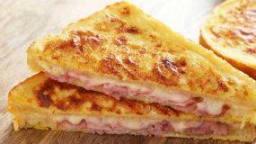 πιτσα με ψωμι του τοστ