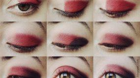 16 Απίστευτα Tutorials για Μακιγιάζ Ματιών Βήμα-βήμα