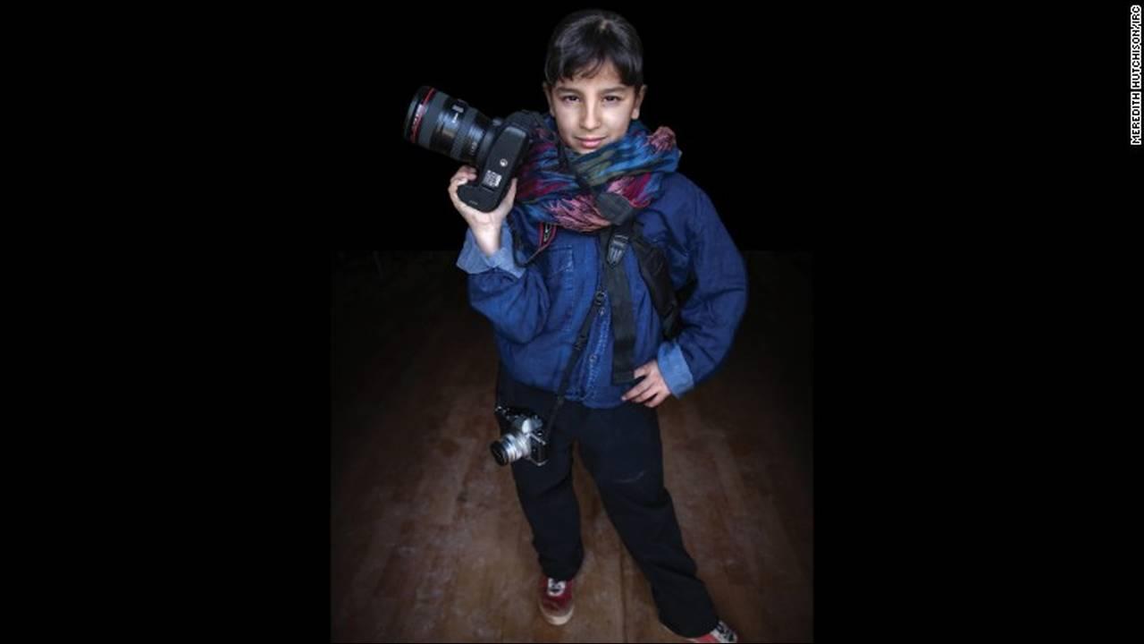 Μικρά προσφυγόπουλα από τη Συρία και τα συγκινητικά, γεμάτα ελπίδα όνειρα τους για το μέλλον