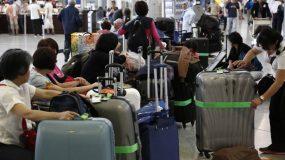 Βρέθηκε τετράχρονη κρυμμένη σε βαλίτσα σε πτήση για Παρίσι