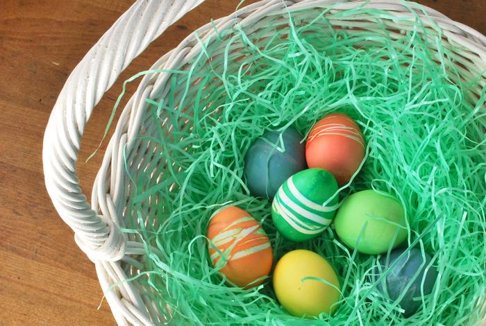 Δημιουργήστε μοναδικά Πασχαλινά αυγά χρησιμοποιώντας είδη οικιακής χρήσης