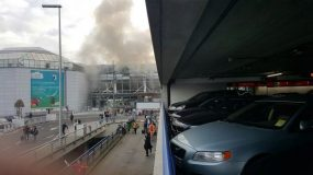 Σοκ και πανικός στις Βρυξέλλες: Δύο εκρήξεις στο αεροδρόμιο – Τουλάχιστον 11 οι νεκροί